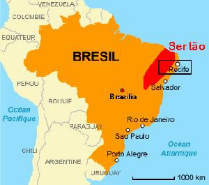 Voyage CCFD au Brésil
