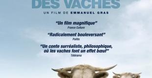 Bovines ou la vraie vie des vaches, réalisé par Emmanuel Gras