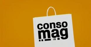 Emission Conso Mag sur les produits frais avec la Ferme de la Guilbardière