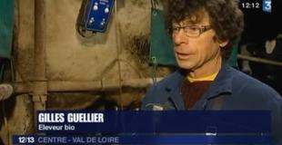La ferme de la Guilbardière : reportage sur France 3 Centre