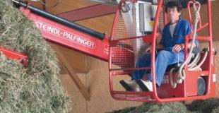 Article La France Agricole du 1er Août 2008