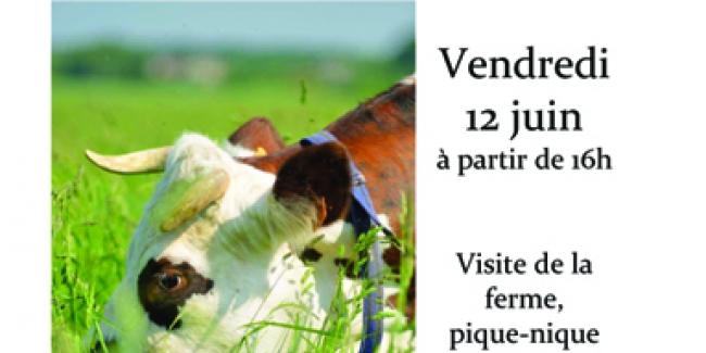 Ferme bio de la guilbardi re portes ouvertes le 12 juin - Olivier de serres portes ouvertes ...