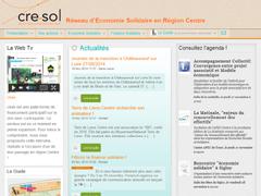 Cré-sol, Centre Réseau Economie Solidaire