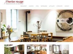 L'Herbe Rouge : restaurant bar à vin